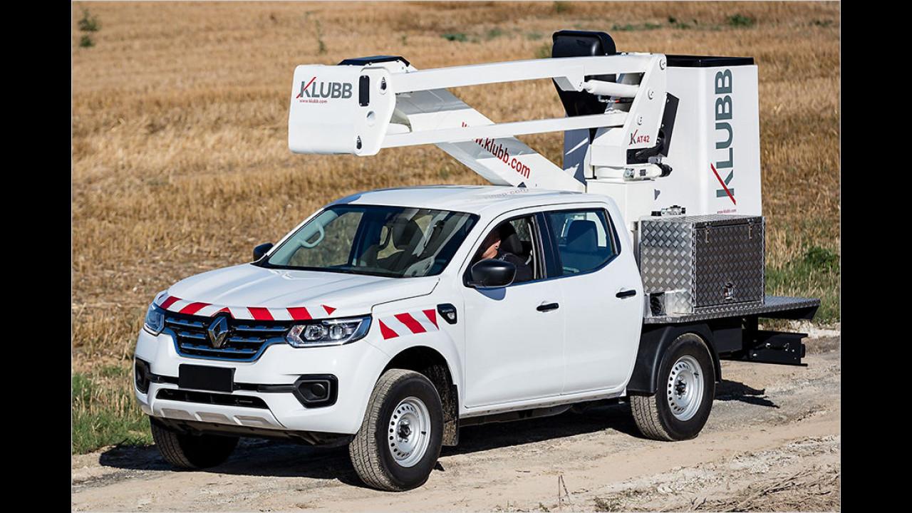 Renault Alaskan Hubsteiger