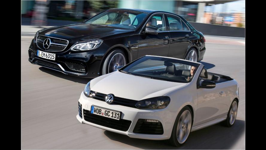 AMG, M und mehr: Die Sportmodelle der Automarken