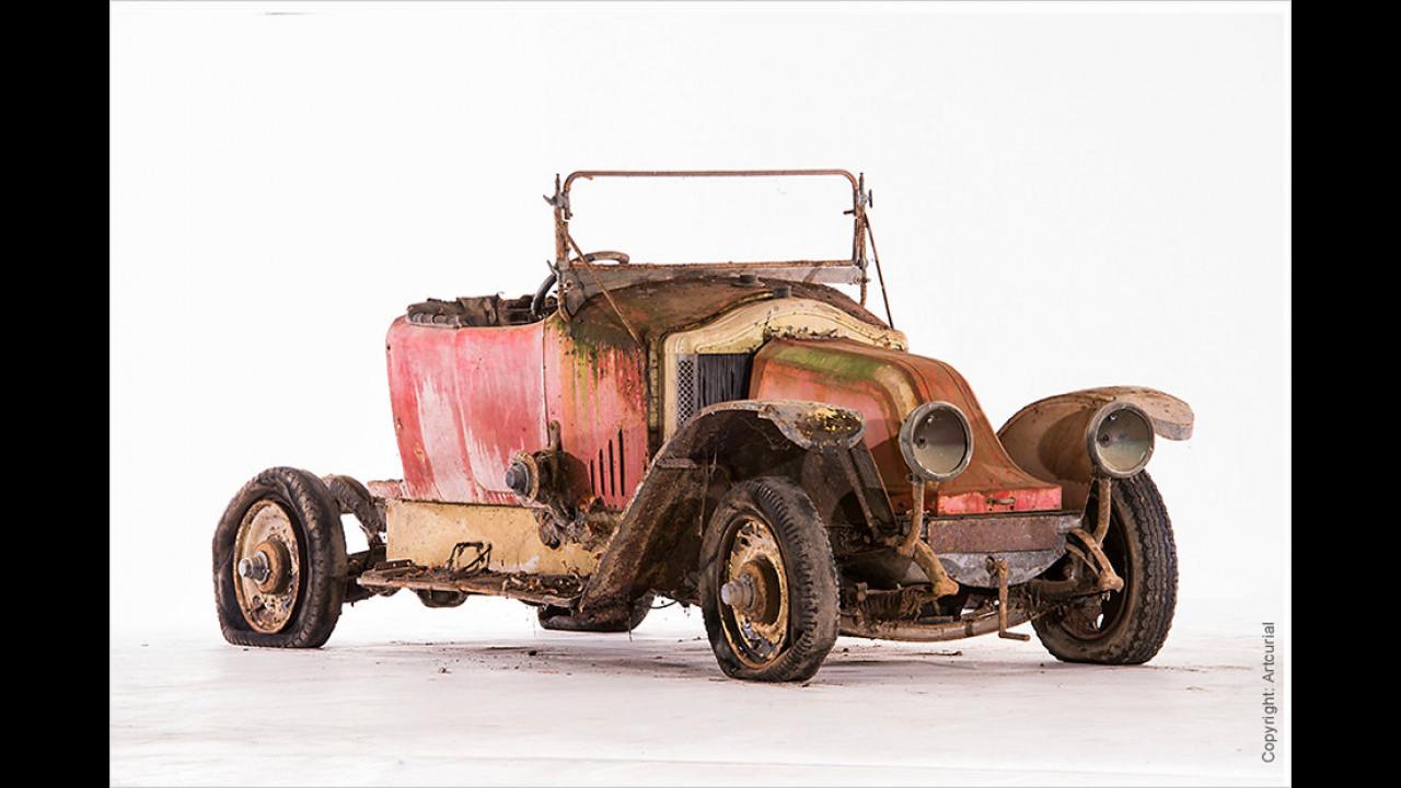 Renault 12 CV Type EU Torpédo (ca. 1918)