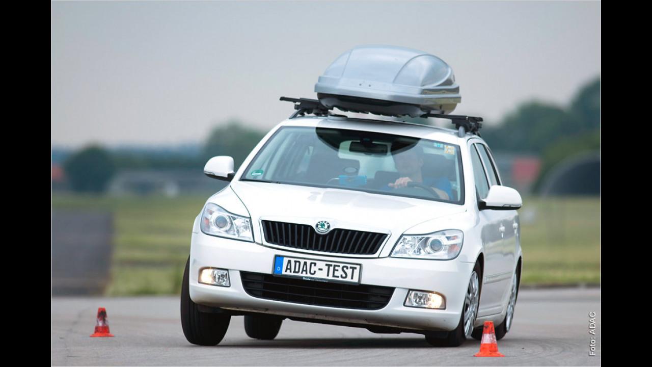 ADAC-Dachboxen-Test 2011