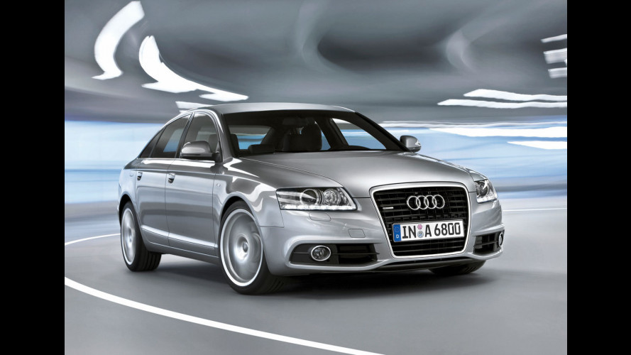 Audi trionfa nell'All-wheel drive car of the year