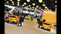 Renault al Salone di Parigi 2012