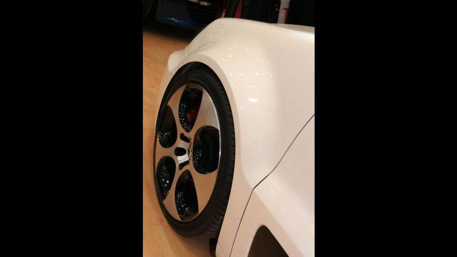 """Quel """"mostro"""" di Golf GTI W12-650"""