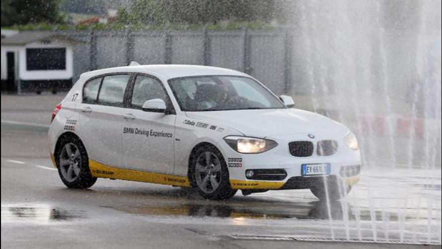 """BMW Driving Experience, la sicurezza stradale """"porta a porta"""""""