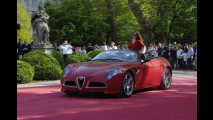 A Ginevra l'Alfa Romeo 8C Spider!