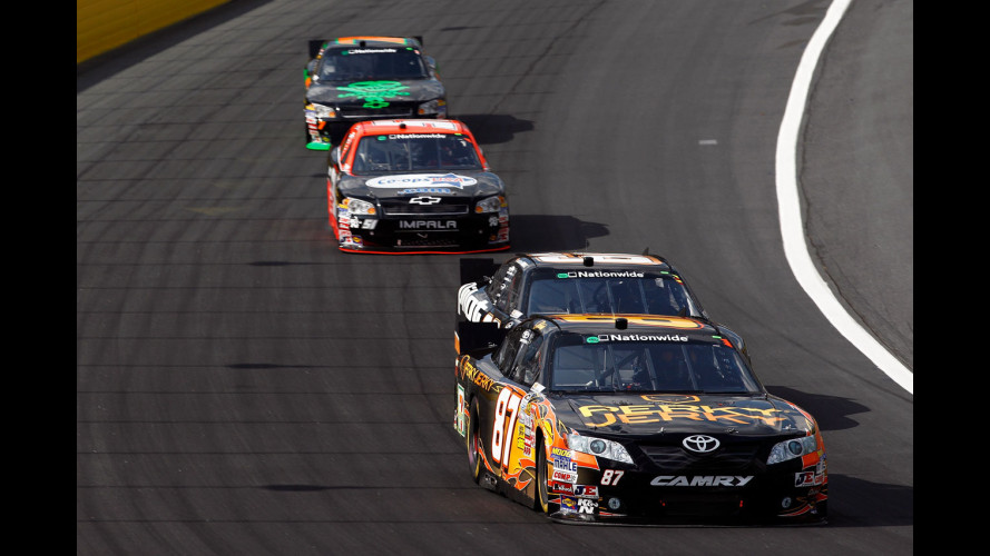 Debutto in Nascar Nationwide Series per Raikkonen