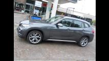 BMW X1 sDrive16d, test di consumo reale Roma-Forlì
