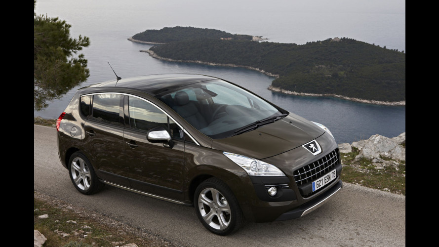 Peugeot 3008 con Pack Rossignol Experience