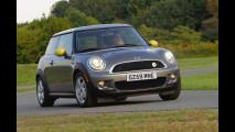 Gli automobilisti inglesi testano la MINI E