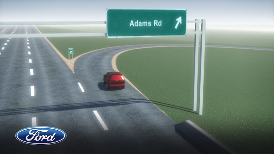 Ford Curve Control