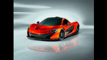 McLaren P1: l'hypercar inglese per Parigi