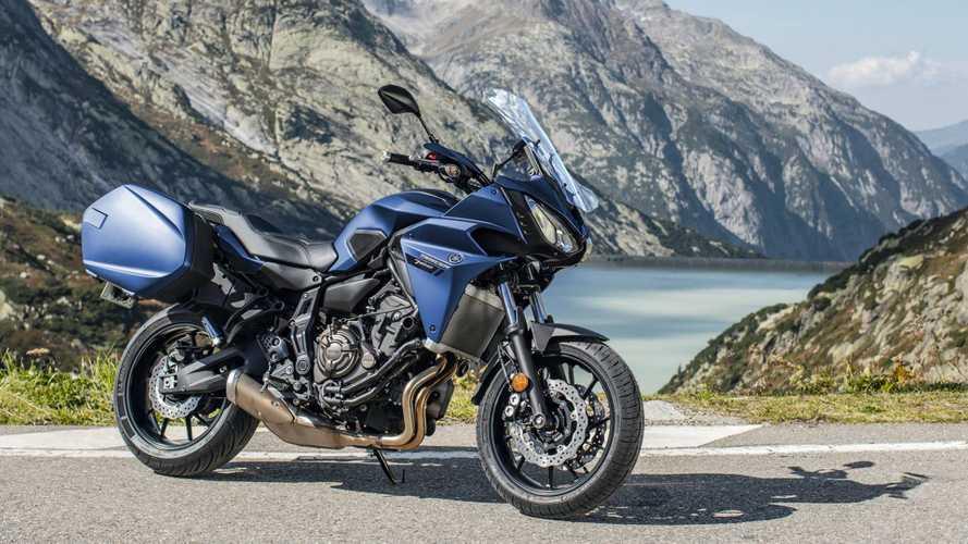 Yamaha presenta la nueva Tracer 700 GT