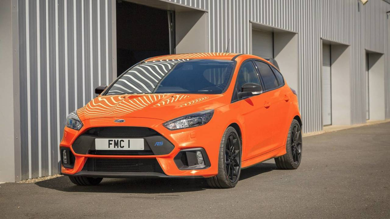 Ford Focus RS Mk. 3