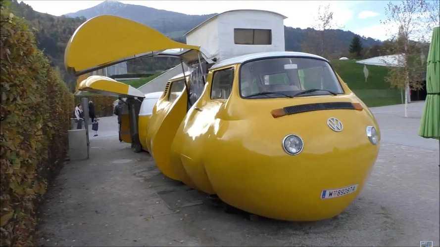 Volkswagen Type 2 Food Truck