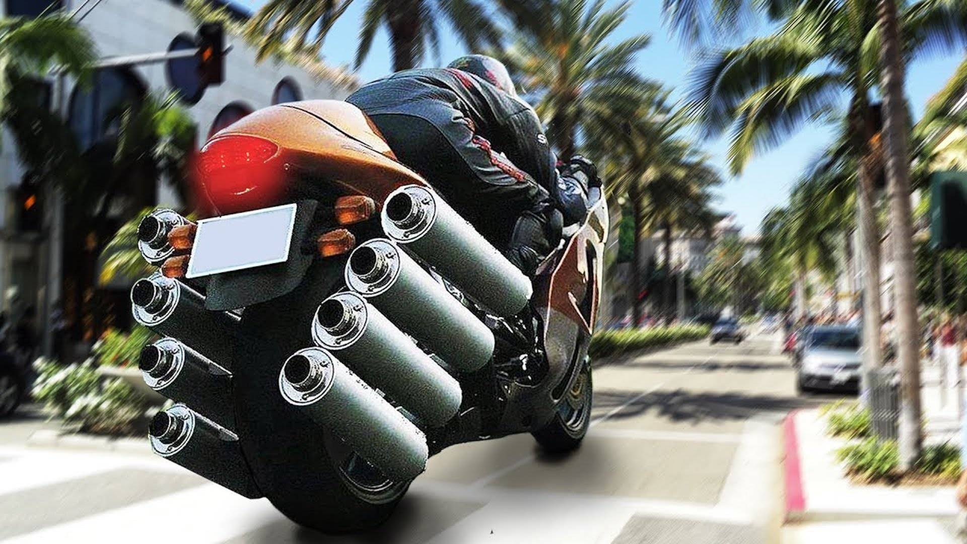 Ask RideApart about After Market Exhaust Systems