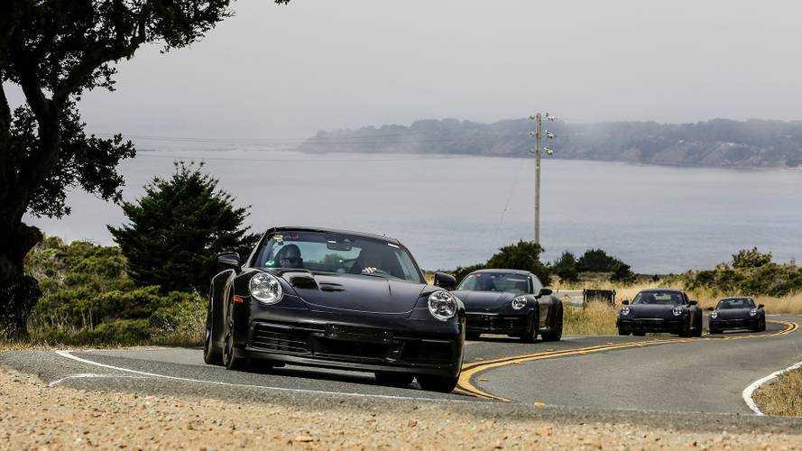 Yeni Porsche 911 Los Angeles Otomobil Fuarı'nda tanıtılacak