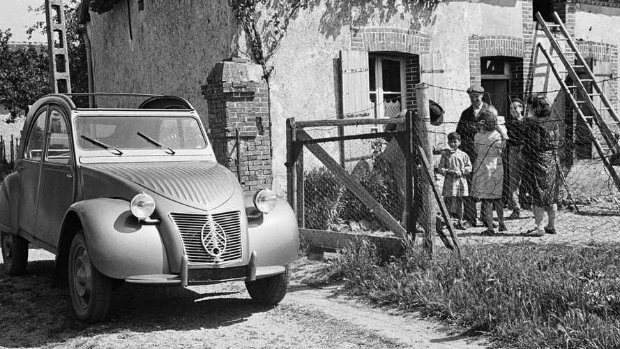 Citroën 2CV 70 ans