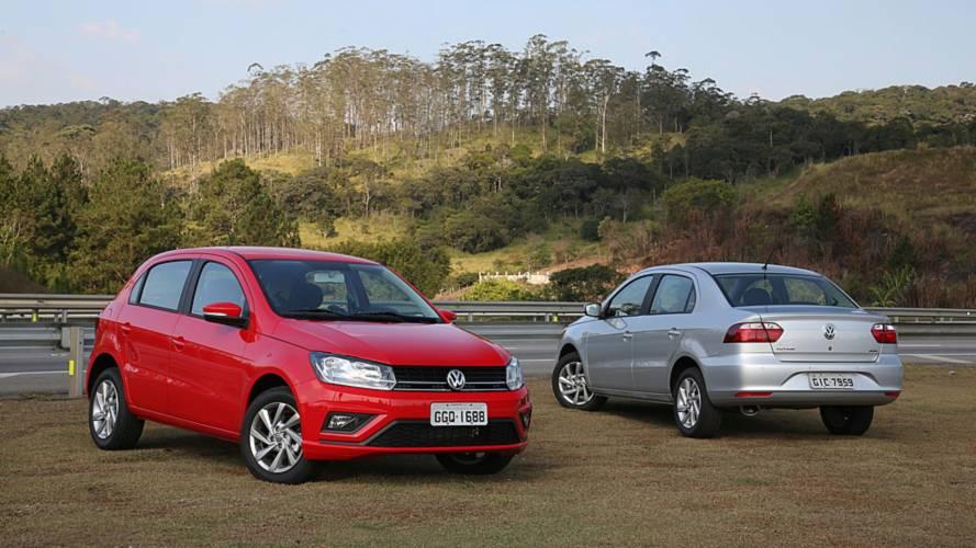 VW Gol e Voyage 2019 recebem câmbio automático a partir de R$ 54.580