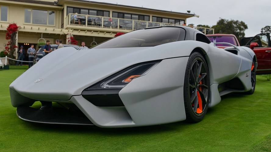 SSC Tuatara Breaks Cover With Up To 1,750 Horsepower [UPDATE]