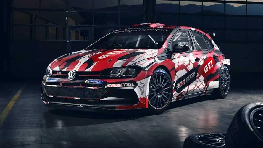 Volkswagen Polo GTI R5 - Új fényezés