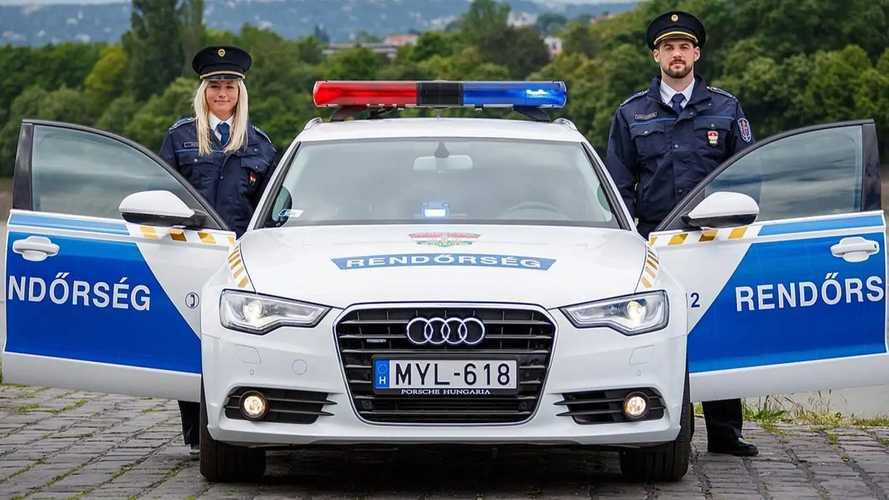 Sebességmérő akciót tart jövő héten a rendőrség