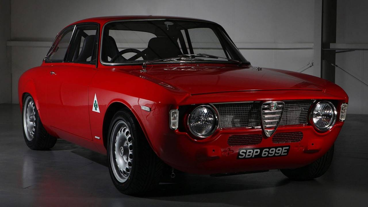 10 Of The Most Beautiful Classic Cars Get A New Look
