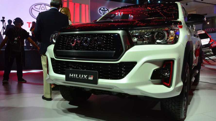 Salão de SP: Toyota lança Hilux GR-S limitada a 420 unidades