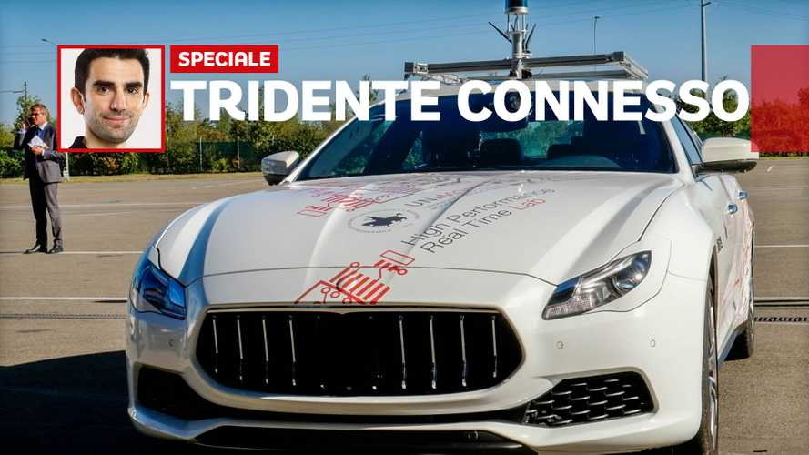 Motor Valley, dove le Maserati stanno imparando a