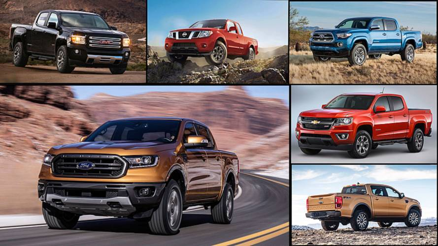 See How The Ford Ranger's Price Stacks Up To Competitors