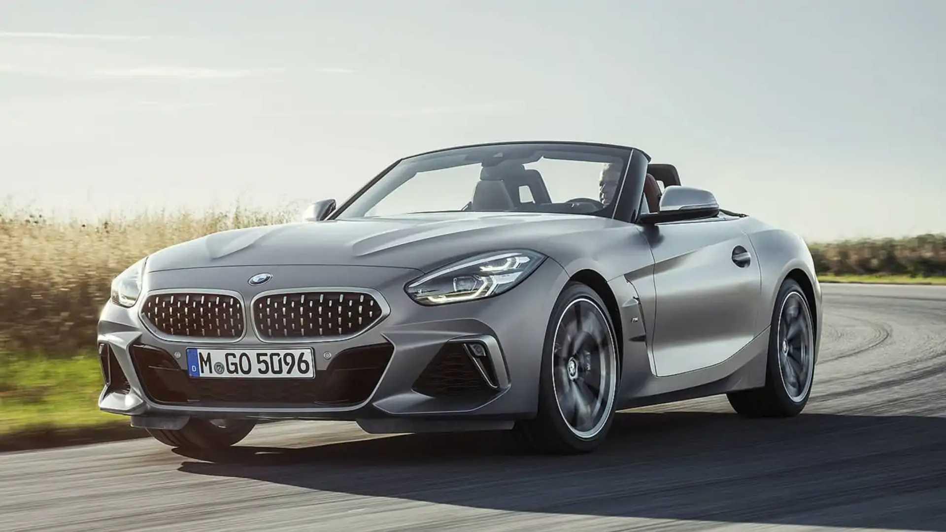2020 BMW Z4 Price