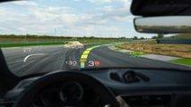 Porsche Augmented Reality Windshield