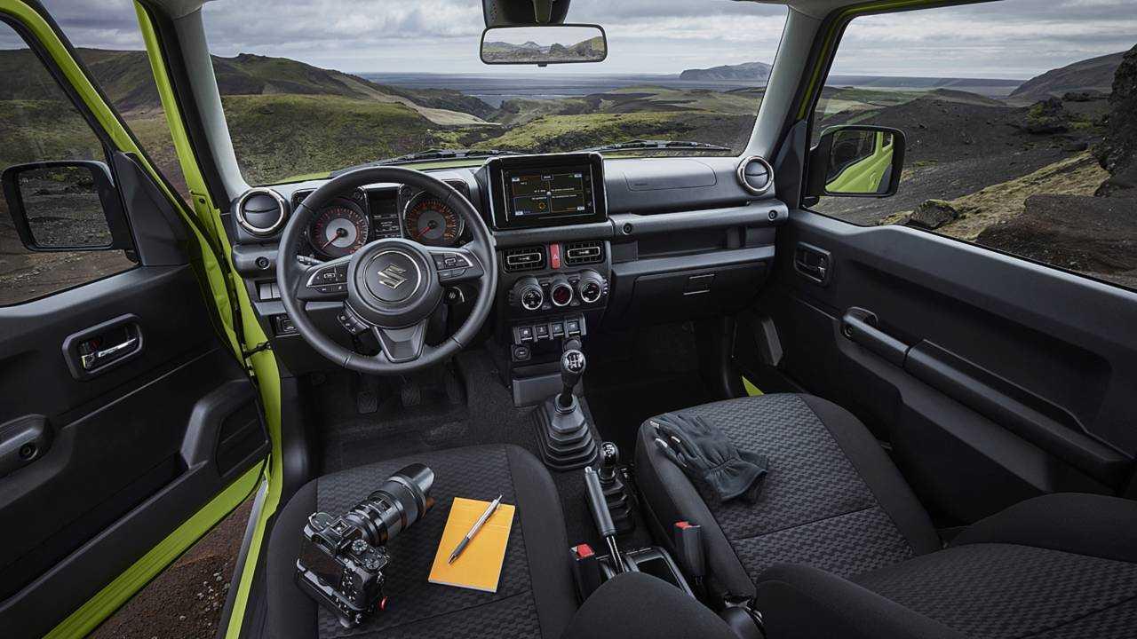 2018 Suzuki Jimny İlk Sürüş