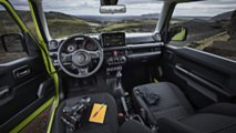 Suzuki Jimny 2018 Test