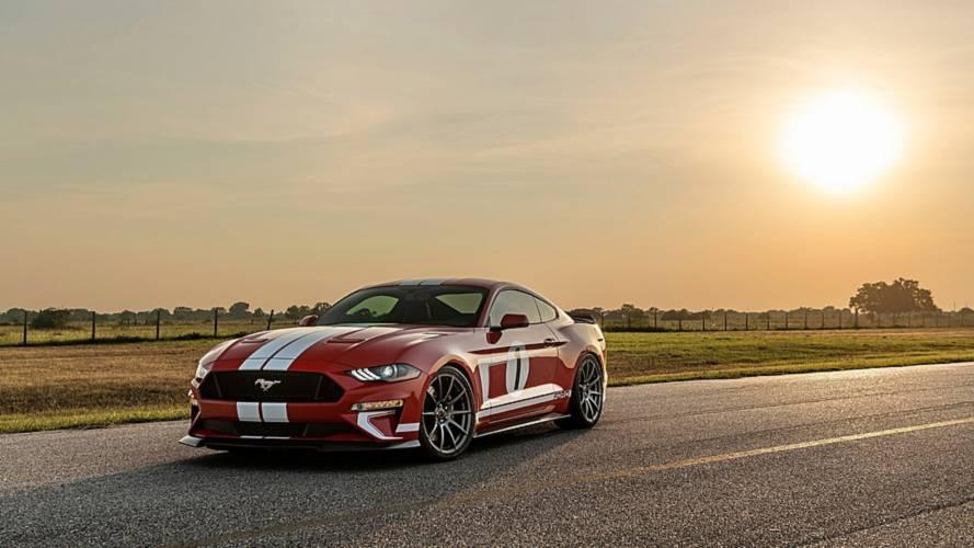 Hennessey Heritage Edition, un Mustang con 820 CV de potencia