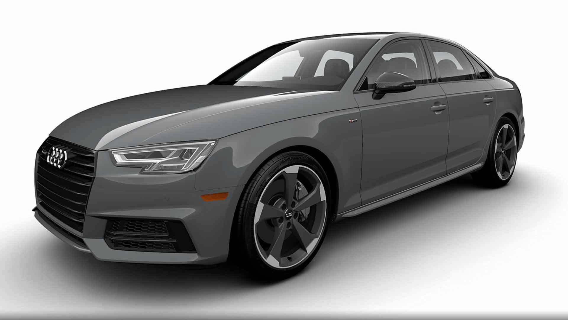 Audi A4 Ultra Sport Edition Is Fitting Farewell To Manual Gearbox