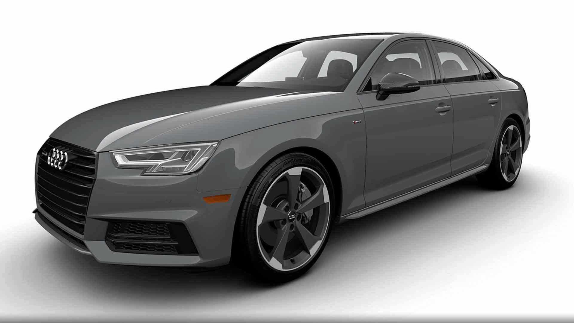 Audi A4 Ultra Sport 2019