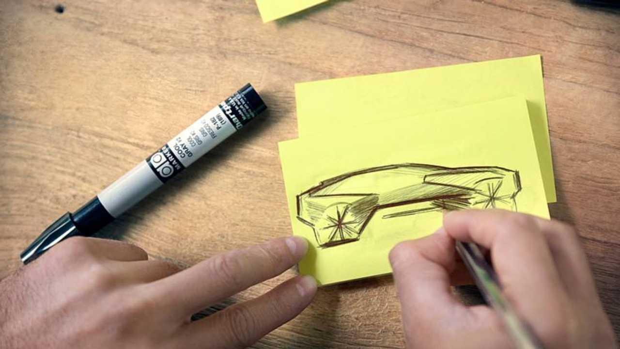 BMW Vision iNEXT teaser