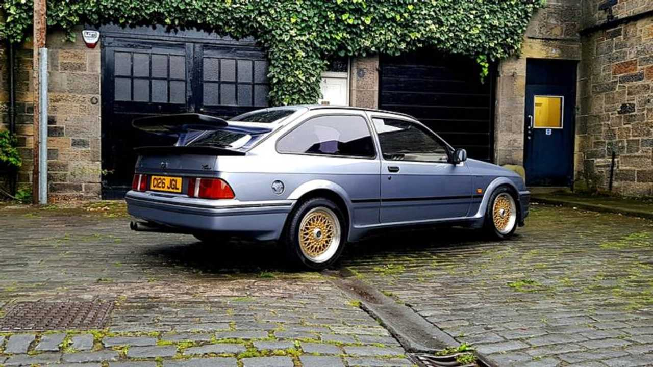 Ford Sierra RS 500 Wolf Racing