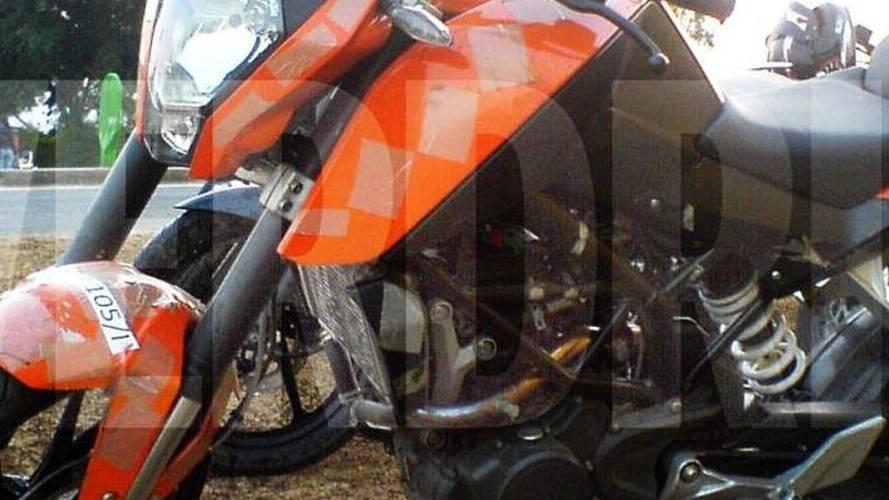 Spy Photo: KTM 200 Duke
