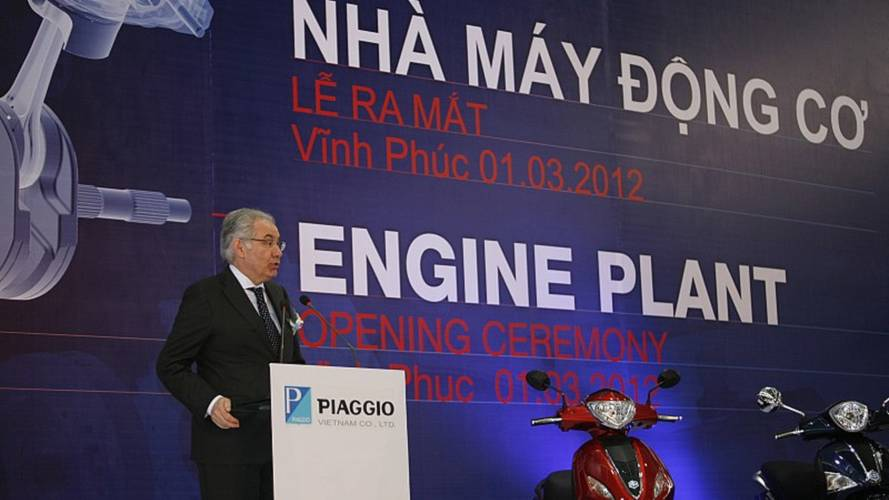 What a new factory in Vietnam means for Piaggio