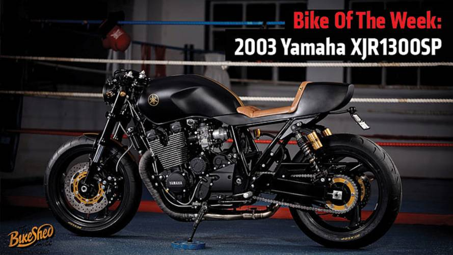 Bike Of The Week: 2003 Yamaha XJR1300SP