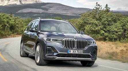 BMW X7 2019, un transatlántico con ruedas