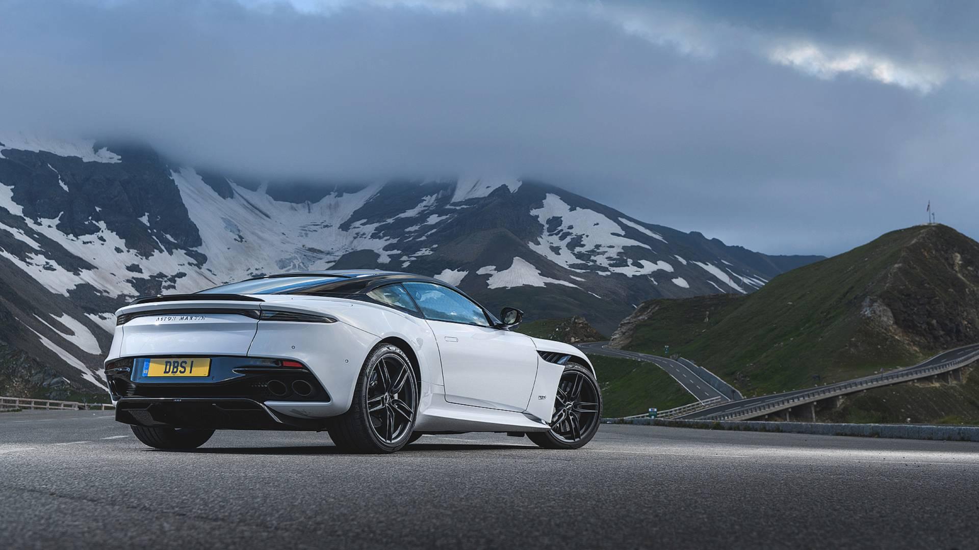 2019 aston martin dbs superleggera first drive: what's in a name?