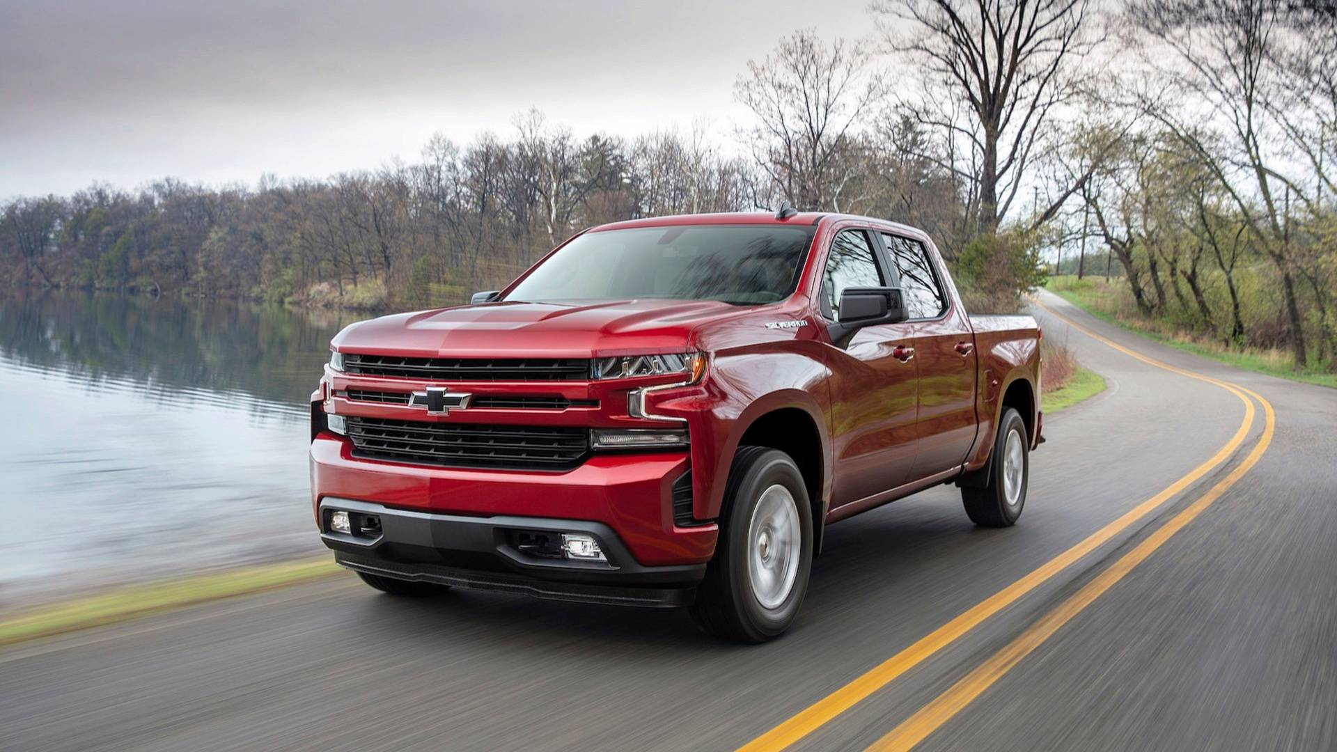 Chevy Reaper For Sale >> Chevy Says Silverado Trailboss Is No Raptor But Should Sell Well