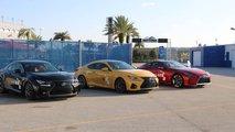Lexus Performance Driving School