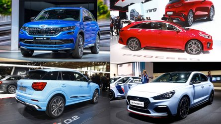 Forbidden Fruit: 10 Paris Motor Show Debuts We Want In The U.S.