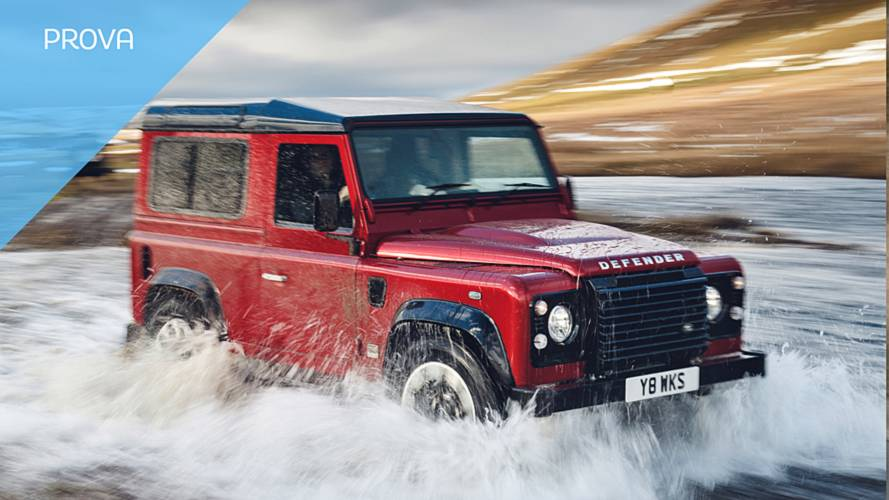 Land Rover Defender Works V8, l'immortale