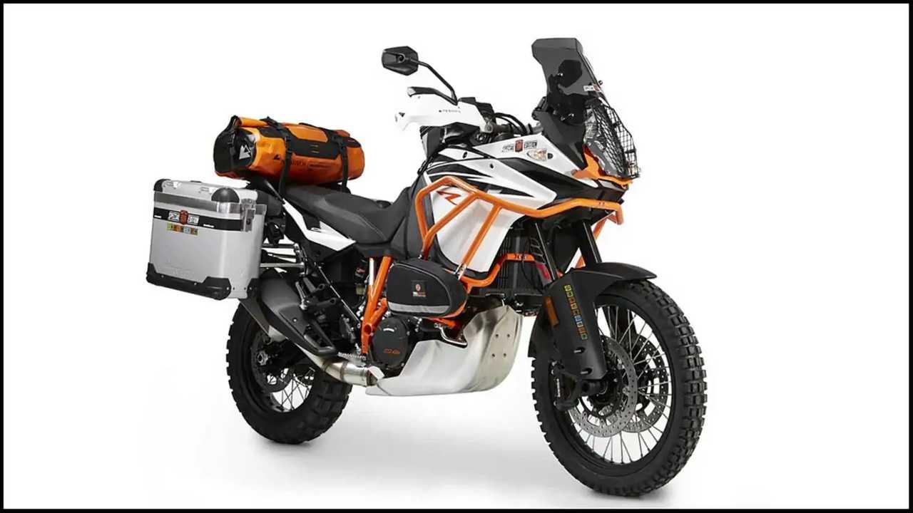 BDR Special Edition KTM 1080 Adventure R 1