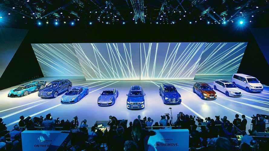 Volkswagen, ipotesi di accorpamento per i marchi di lusso