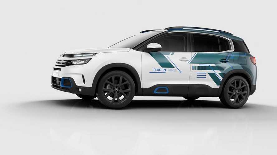 Plug-in hibrid C5 Aircross is lesz a Párizsi Autószalonon